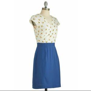 Mata Traders Mod Cloth dress XL umbrellas